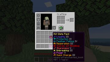 Colchantment - 0.5 - Color Coded Enchantments/Effects Minecraft Texture Pack
