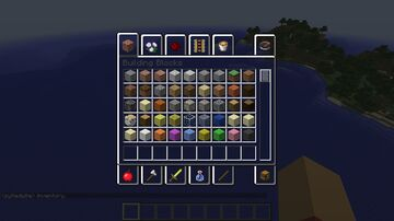 Transparent GUI 1.8 Minecraft Texture Pack