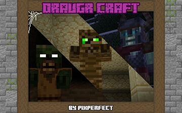 Draugr Craft v1.2 - Optifine Minecraft Texture Pack