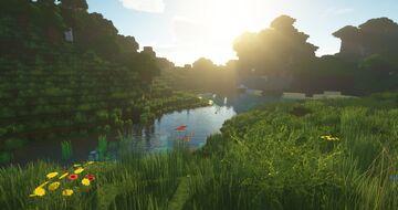 ModernArch Vegetation Addon Minecraft Texture Pack