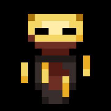 Blaze Totem 🔥🟡 Minecraft Texture Pack