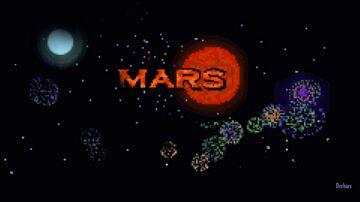 Project: Mars - New Moon texture (1.17 Enviroment edit) Minecraft Texture Pack