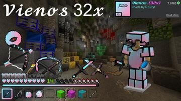 Vienos 32x PvP Texture Pack Java Minecraft Texture Pack