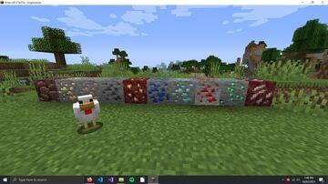 OG Ores Minecraft Texture Pack
