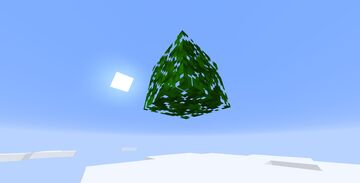 Fuller leaves Minecraft Texture Pack