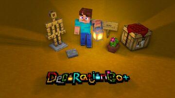 Decoration Go+ | Better Decoration Minecraft Texture Pack
