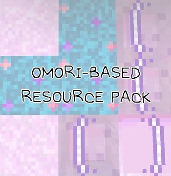 OMORI v1.1 Minecraft Texture Pack