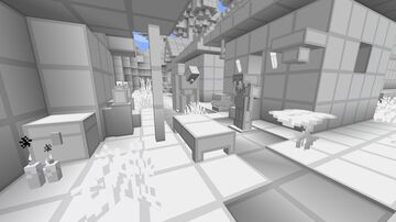Simply White - Everything Is The Same Texture Minecraft Texture Pack