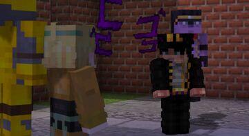 JoJo RolePlay V3 By MrDrThor Minecraft Texture Pack