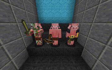 Time's Classic Pigman (Optifine) Minecraft Texture Pack