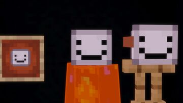 The point of the mask Minecraft Texture Pack