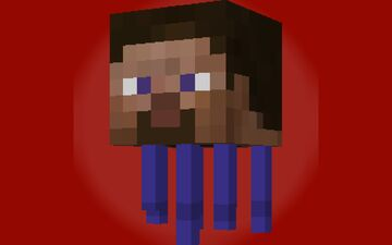 Player-Ghast (your own skin into a ghast) Minecraft Texture Pack