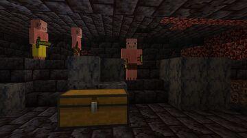Pigmen, reunite! Minecraft Texture Pack