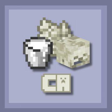 1.8 Consistent Calcium Minecraft Texture Pack