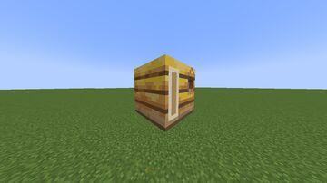 Beehive Honey Level Indicator Minecraft Texture Pack