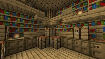 Consistent Crafting Table Minecraft Texture Pack