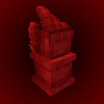 Hellboy's Right Hand of Doom (Diamond/Netherite Sword Replacement) Minecraft Texture Pack
