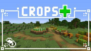 Shrimpsnail's Crops+ Minecraft Texture Pack