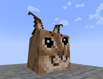 Flopping Block Minecraft Texture Pack