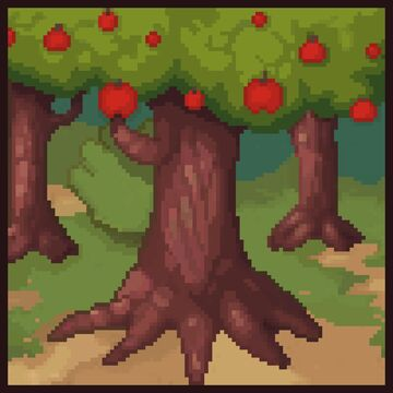 Rooty Fruity (adds apples and roots to trees!) Minecraft Texture Pack