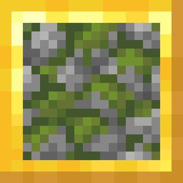Mossier Moss Stone Minecraft Texture Pack