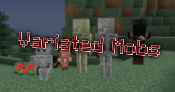 Variated Mobs Minecraft Texture Pack