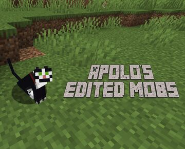 Apolo's Edited Mobs Minecraft Texture Pack