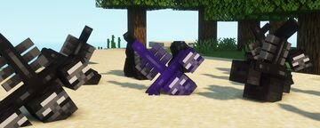 Wither Trident Minecraft Texture Pack