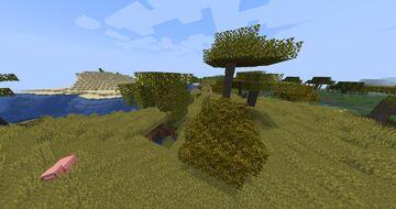 Flora and fauna+ Minecraft Texture Pack