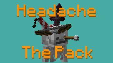 Headache Minecraft Texture Pack