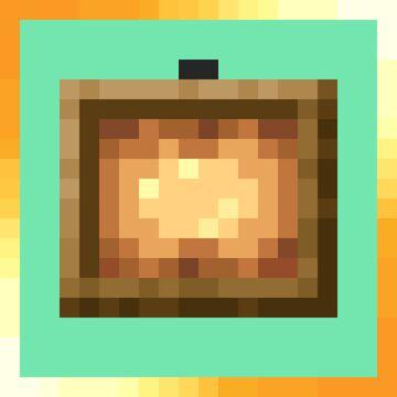 Swordless item frames Minecraft Texture Pack