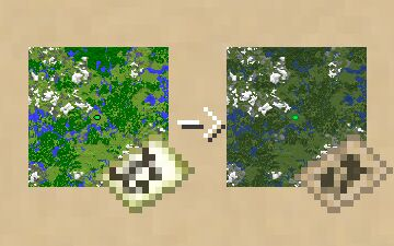 Better Maps Minecraft Texture Pack