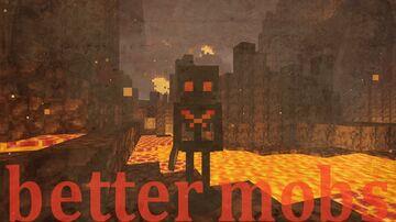 better mobs Minecraft Texture Pack