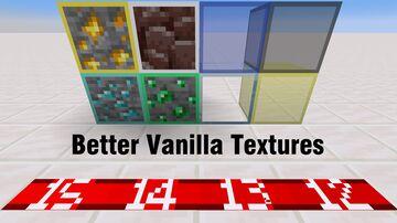 Better Vanilla Textures Minecraft Texture Pack