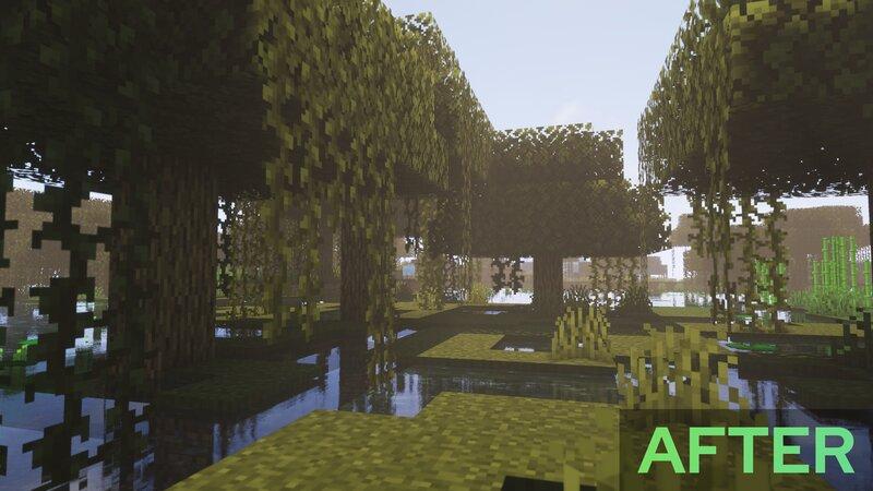 Swamp - After