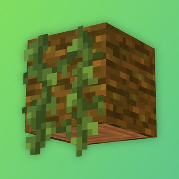 Improved Vines Minecraft Texture Pack