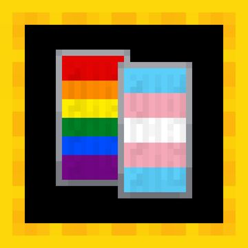 Rainbow Shields Minecraft Texture Pack