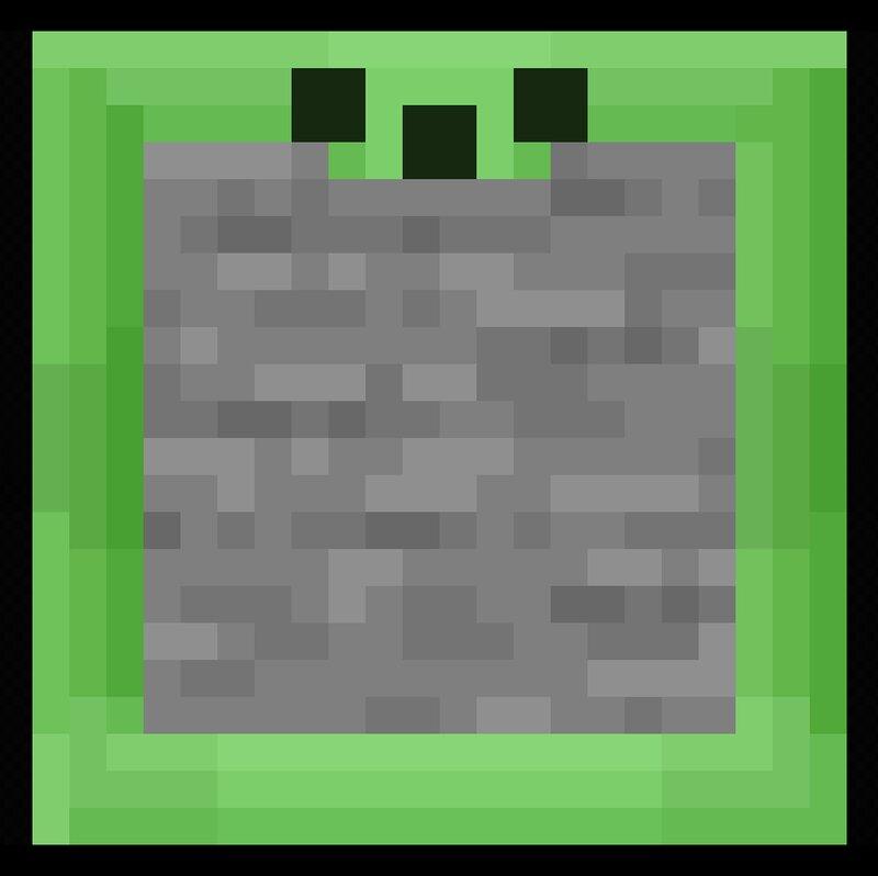 slime hotbar selector