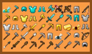Better Tools Texture Minecraft Texture Pack