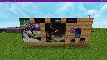 EnderPaintings Minecraft Texture Pack