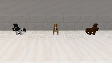 Rabbits - Guinea Pigs Minecraft Texture Pack