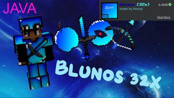 Blunos 32x PVP Texture Pack *JAVA* Minecraft Texture Pack