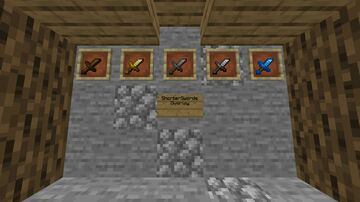Sword Style Overlays For ProtexTyPe's Pack Minecraft Texture Pack