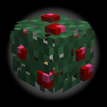 3D Sweet Berry Bushes Minecraft Texture Pack