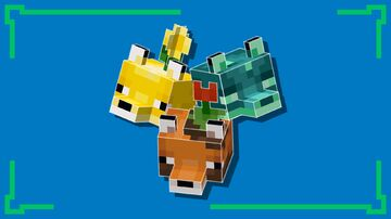 Earth Foxes Minecraft Texture Pack
