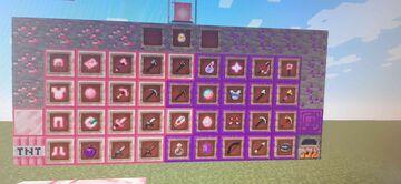 pink pvp Minecraft Texture Pack