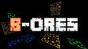 [1.17/1.17.1] B-Ores - CTM and emissive ore borders for Minecraft 1.17 Minecraft Texture Pack