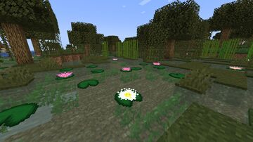 Lily Pads Qwered Minecraft Texture Pack