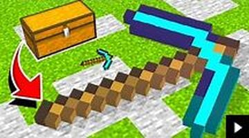 Sequel To Smallest Items, Biggest Items! Minecraft Texture Pack