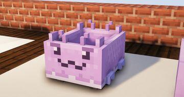 Spacecat Edition Minecraft Texture Pack